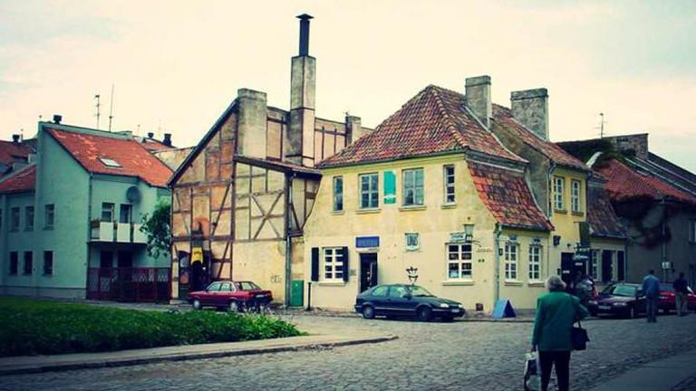 Klaipėda's Old Town