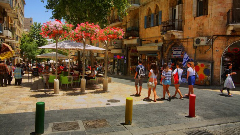 Jerusalem City Center