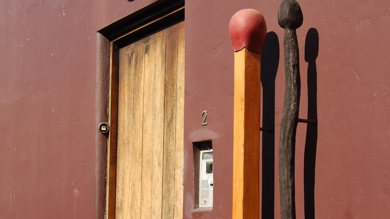 Brett Whiteley Studio entrance © Martin Pueschel / Wikimedia Commons