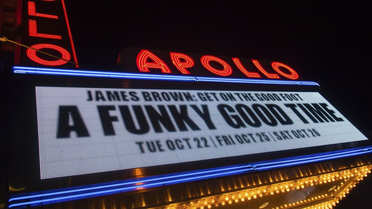 Many legendary artists begin their careers at the Apollo Theater