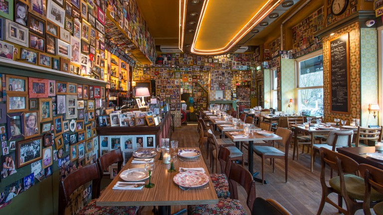 Moeders Restaurant is known for its traditional Dutch dishes