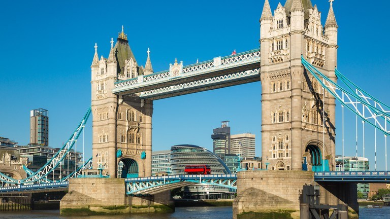 Tower Bridge is a cherished symbol of London