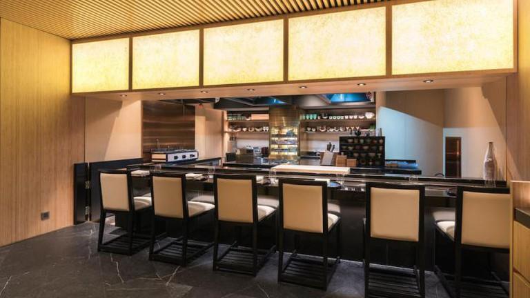 Kaiseki Den by Saotome Hong Kong Michelin