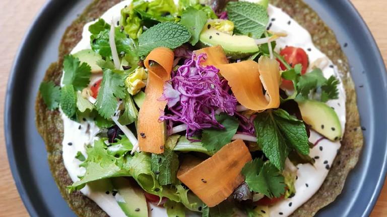 Lunch at Koko Green  © Courtesy of Koko Green