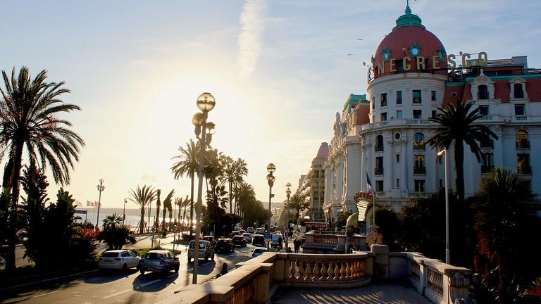 Le Chantecler Restaurant at the famed Hotel Negresco in Nice |© subherwal / Flickr