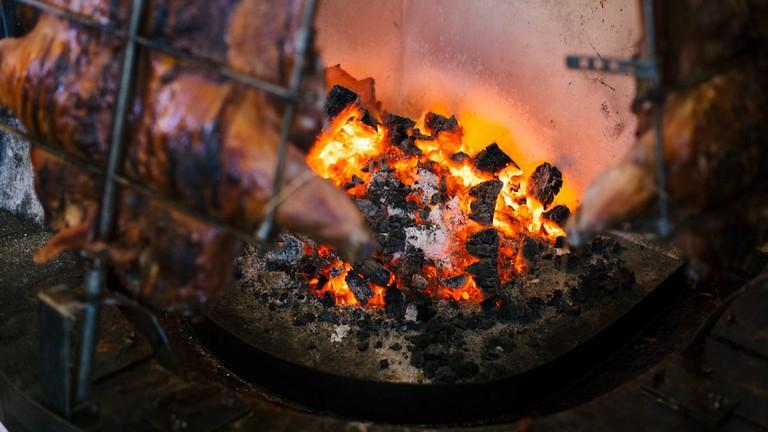 Porteño barbecue © Porteno