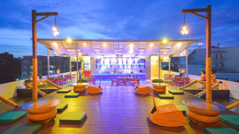 Quip Rooftop Bar in Phuket