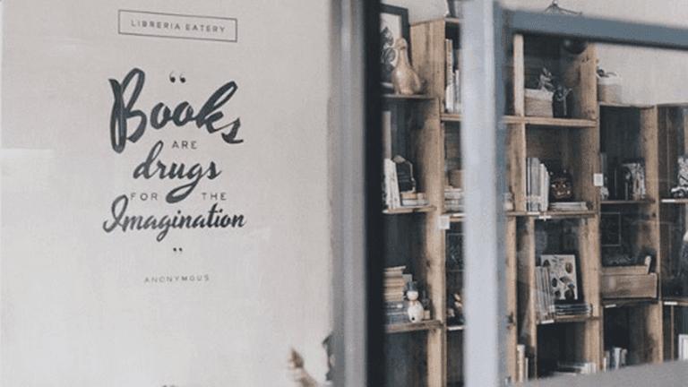 Books at Libreria