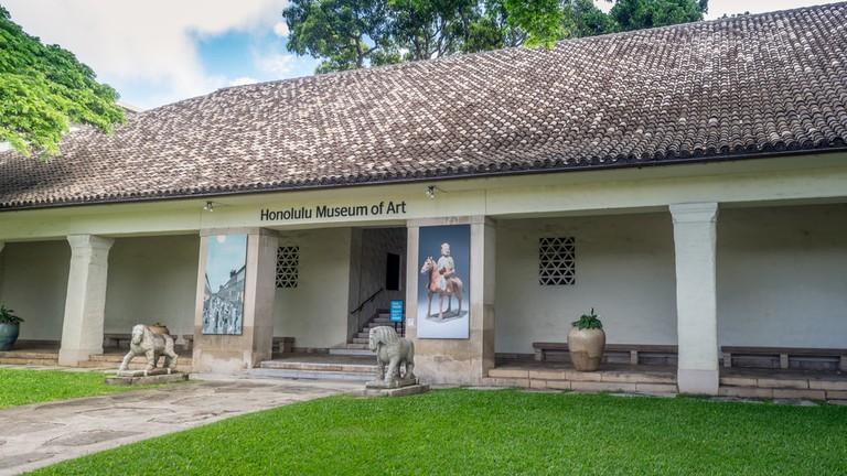 Honolulu Museum of Art ©Jeff Whyte/Shutterstock