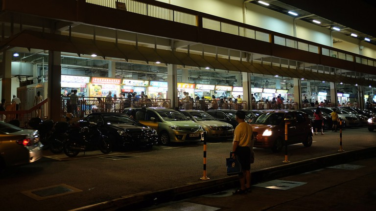 Singapore Old Airport Road Food Centre