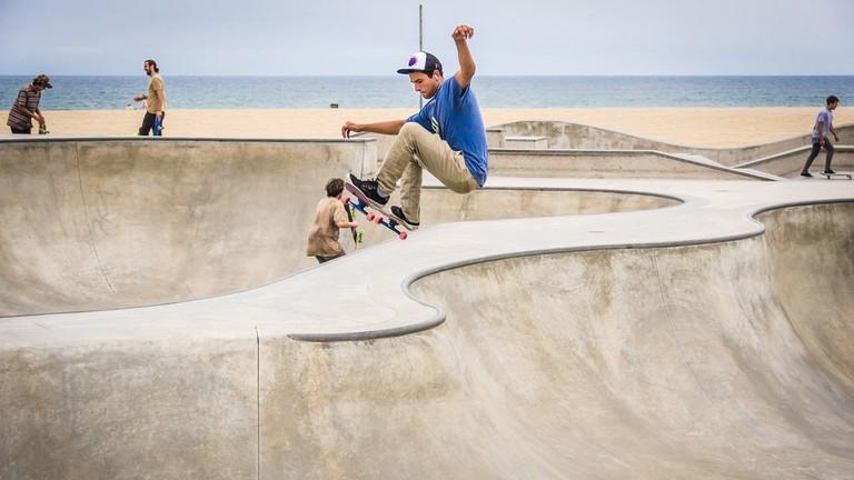 venice-skatepark-skateboard-LA