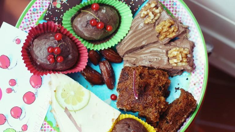Vegan desserts © Suzette/Flickr