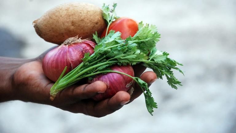 Vegetables © Hamza Butt/Flickr
