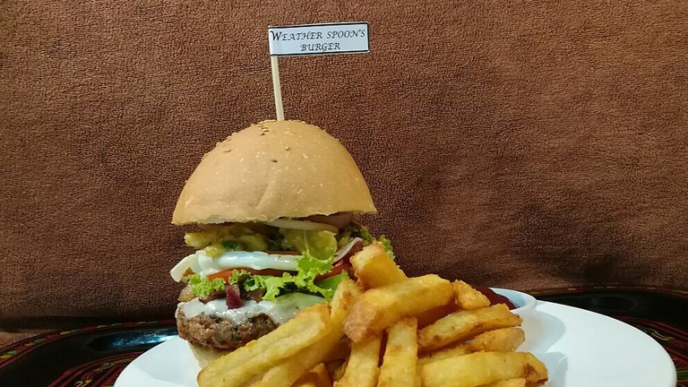 Weatherspoon-Bagan-Burger