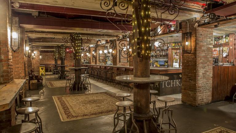 The Tippler in Chelsea, New York, USA.