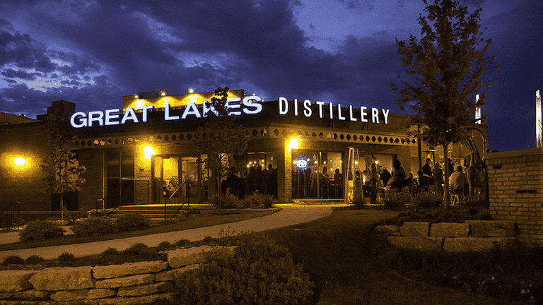 Great Lakes Distillery | © Courtesy of Great Lakes Distillery