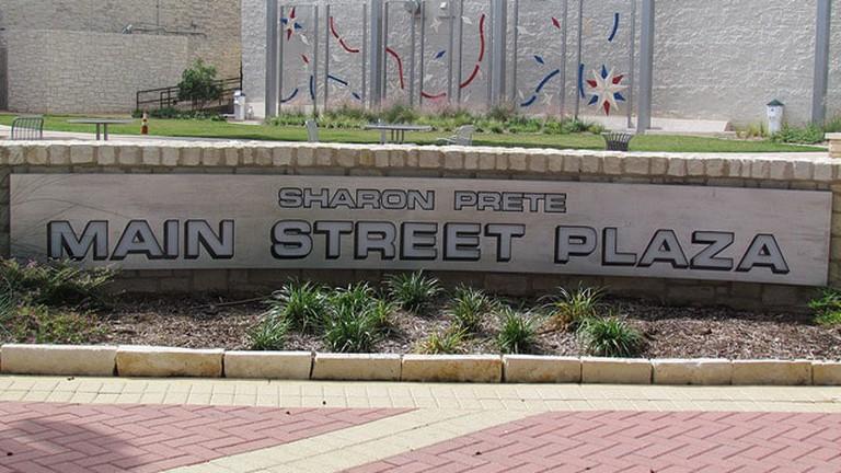 Sharon Prete Main Street Plaza