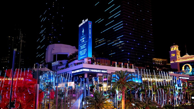 The 10 Best Hotels In Las Vegas