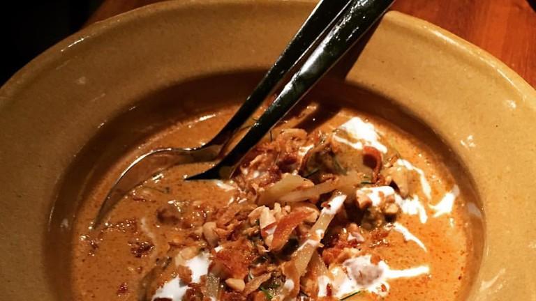 Mussaman Curry