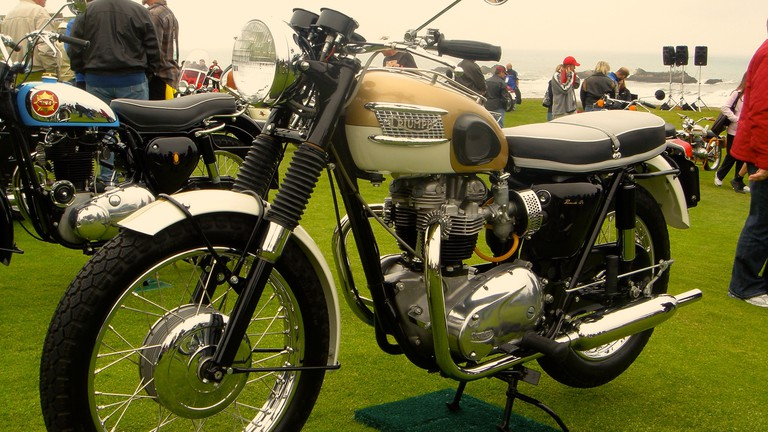 Norton motorcycle