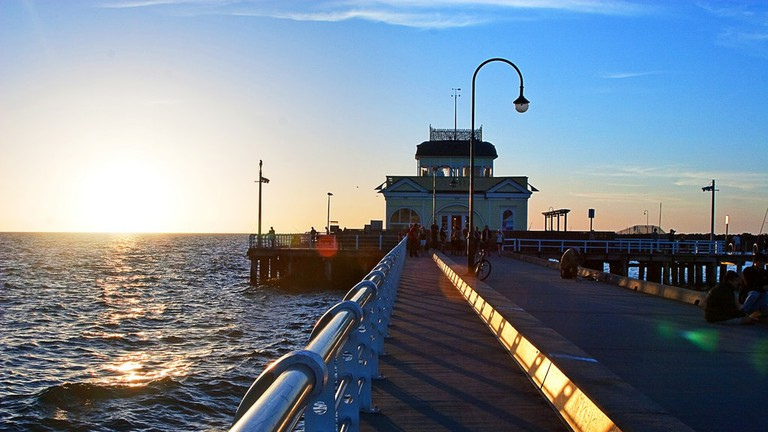 St Kilda Pier © Fernando de Sousa / Flickr