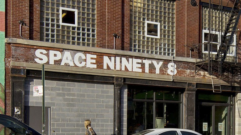 Space Ninety 8, Brooklyn, New York.
