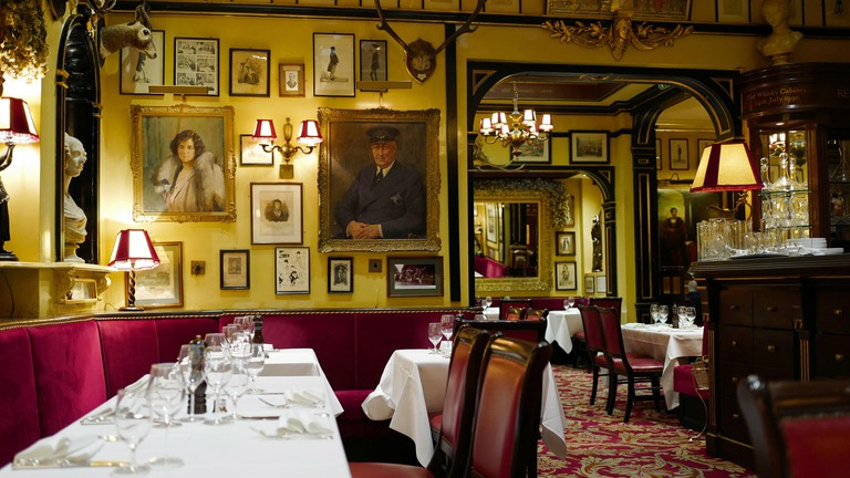 Rules is believed to be the oldest restaurant in London