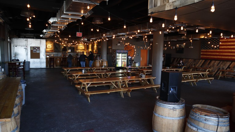 The Flagship Brewing Company offers tours of the brewery