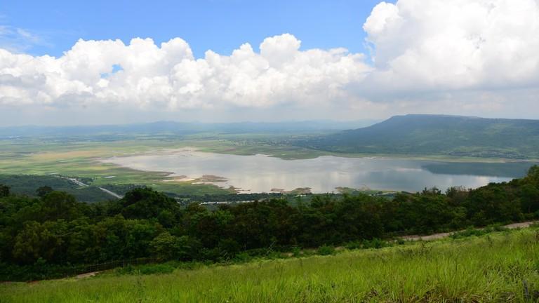 Lam Takhong Dam, Thailand