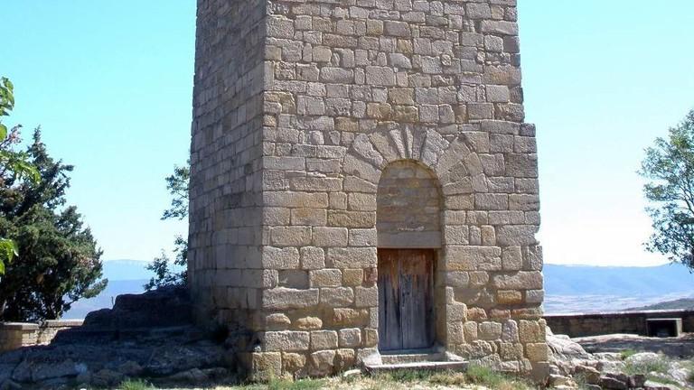 Torre del Homenaje al Castillo, Sos del Rey Católico