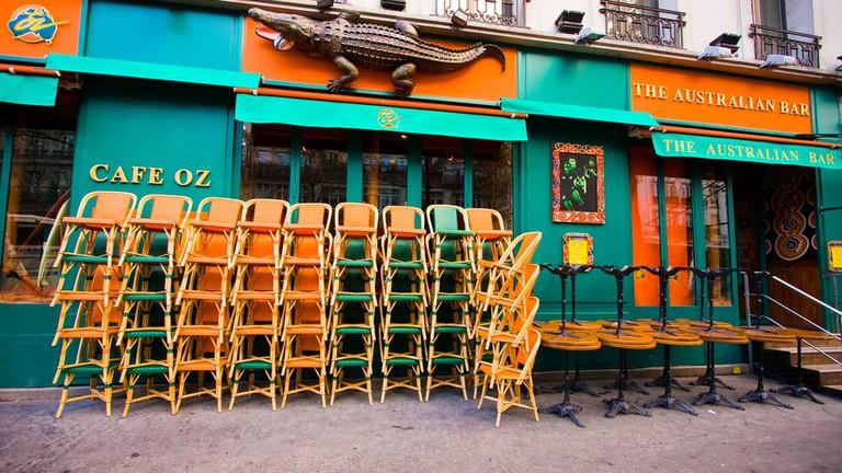Le Café Oz Australian Bar   © Roberto Ventre / Flickr