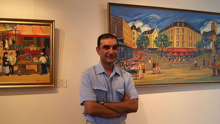 arame art gallery