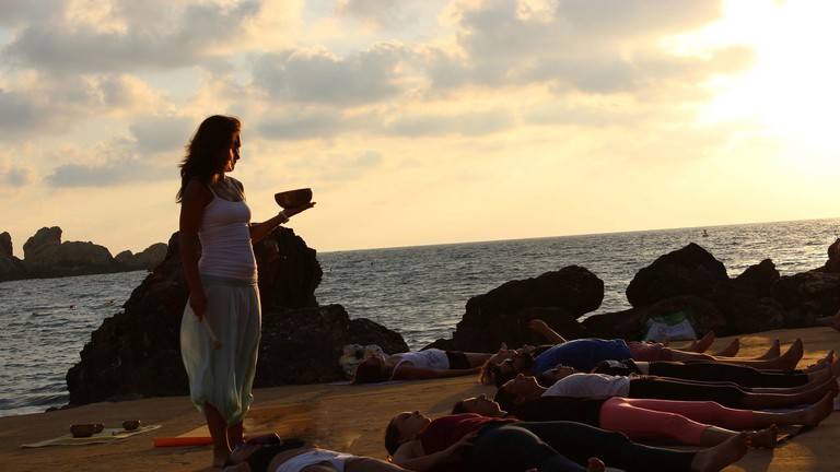 Yoga Retreat Malta