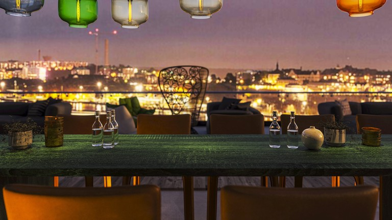 Tak Terrace Vision by Wingårdhs