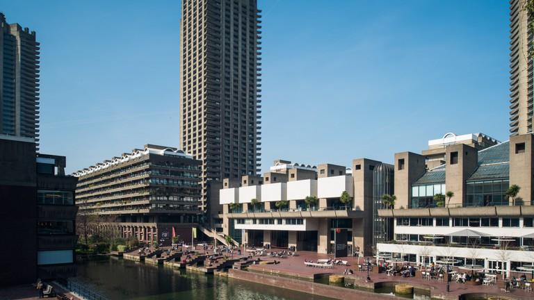 5. Lakeside Terrace, Barbican Centre, CREDIT Max Colson