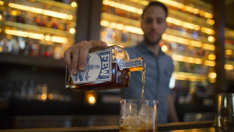 SoHo Grand Whiskey Bar
