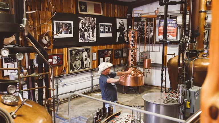 Garrison Brothers Distillery