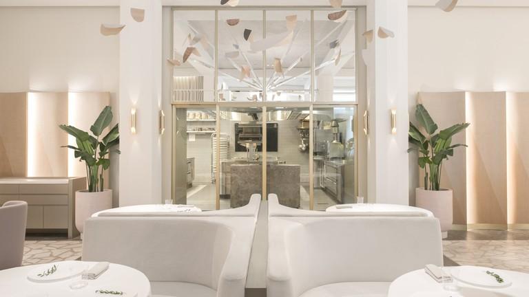 Odette restaurant in Singapore