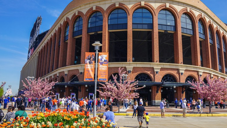 Citi Field stadium, home of the New York Mets in Queens, New York