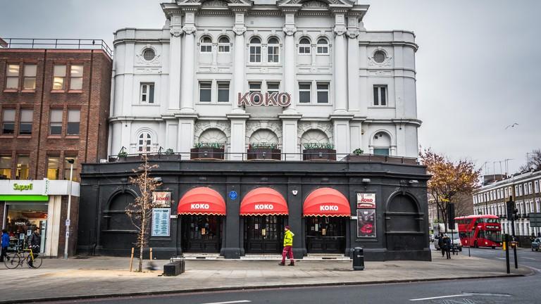 KOKO, Camden Town, London