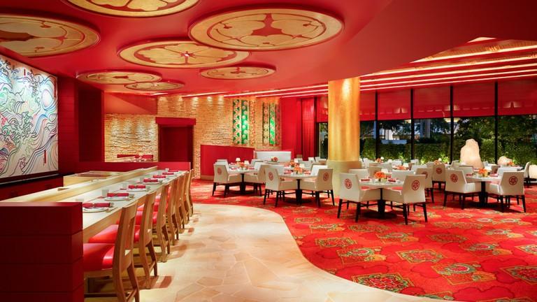 Courtesy of Wynn Macau