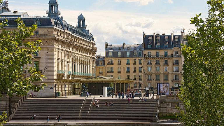 Musee d'Orsay, Paris, France.