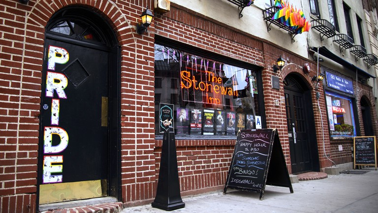 The Stonewall Inn is a National Historic Landmark