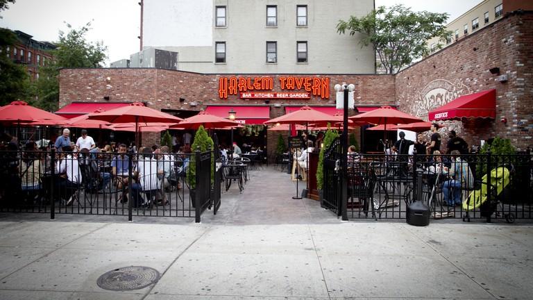 Harlem Tavern, New York.