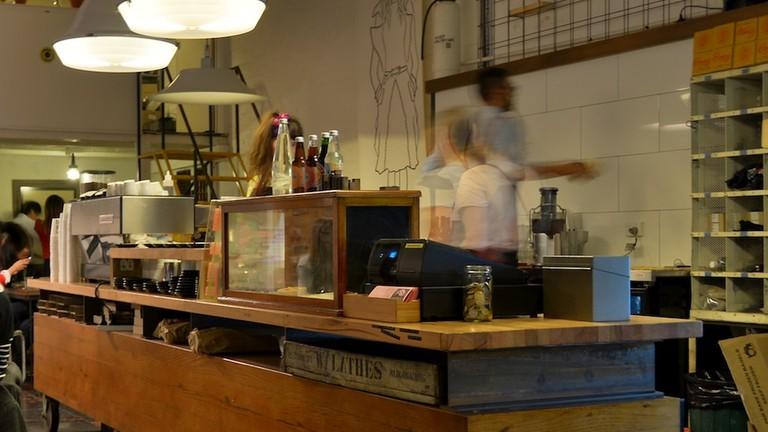 Manchester Press Cafe Katherine Lim Flickr