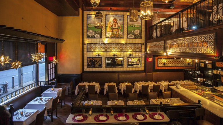 Toloache Restaurant, New York.