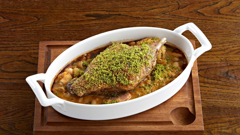 Cassoulet is one of France's most decadent signature dishes