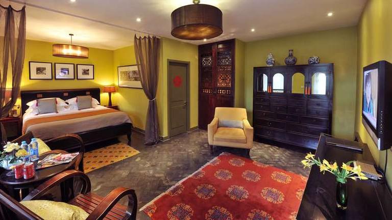Hotel Cote Cour Beijing has 14 suites
