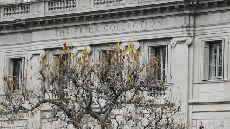 The Frick Collection, New York, USA.