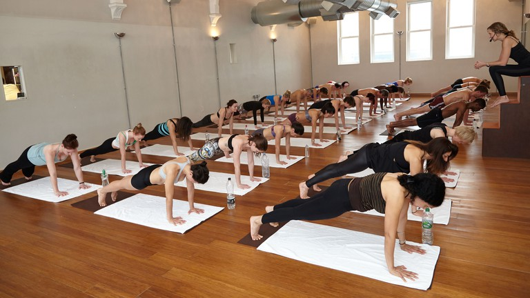 Fierce Grace brought hot yoga to London